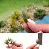 """Цветущие растения для диорамы """"Сиреневые соцветия"""", 5 шт., Morrison арт. 004-pcv-005 (mm)"""