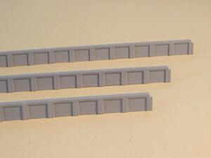 Край платформы высотой 13 мм, Auhagen арт. 41200 (aum)