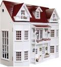 Дома для кукол (dollhouse) и аксессуары М 1:12