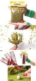 Фолиаж, листва, цветы