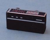 Радиоприемник, кукольная миниатюра 1:12 (Dollhouse), Streets Ahead арт. D1424 (mm)