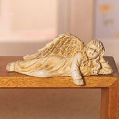 Статуэтка ангел, кукольная миниатюра 1:12 (Dollhouse), Emporium арт. 4562 (mm)