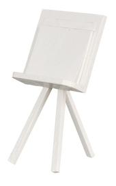 Мольберт для детской, дерево, цвет белый, кукольная миниатюра 1:12 (Dollhouse), Premium арт. MA8888 (mm)